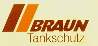 Tankschutz Braun